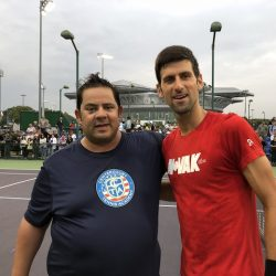 Conrad Singh updates us on CenterCourt Tennis...