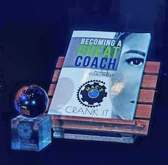 Purchase Coach Pat's Book - Becoming a Great Coach