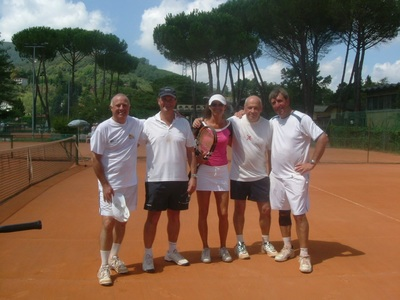 Lucca Tennis - Tailor Made Holidays