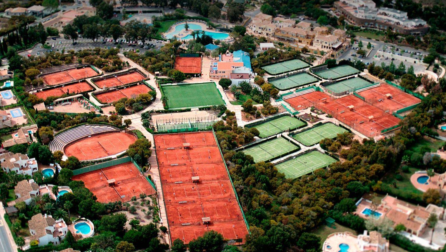 Image result for la manga tennis club