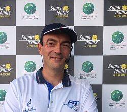 Donato Compagnoli - Tennis Coach