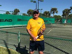Chuck Volland - Tennis Coach