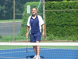 Dan Emrich - Tennis Coach