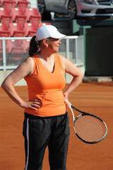 Elena Demidova - Tennis Coach