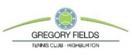 Gregory Fields Tennis Club
