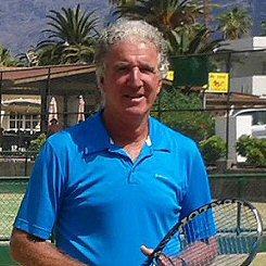 John Debnam - Tennis Coach