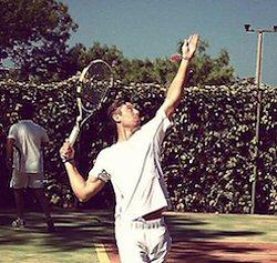 Josh Thompson - Tennis Coach (Active Away)
