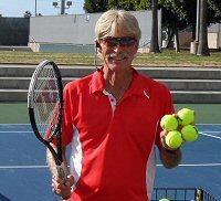 Ken DeHart - Tennis Coach